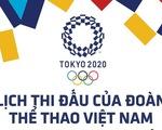 Lịch thi đấu ngày 24-7 của đoàn Việt Nam tại Olympic 2020: Hoàng Xuân Vinh