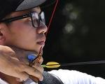 Phi Vũ không thể đưa Ánh Nguyệt cùng vào vòng 1/8 đôi nam nữ tại Olympic Tokyo