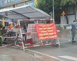 Phong tỏa phường 21, quận Bình Thạnh do có 252 ca COVID-19
