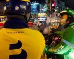 Shipper xe công nghệ ở Hà Nội