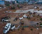 Bão In-Fa, sẽ gây mưa cực lớn, áp sát Trung Quốc