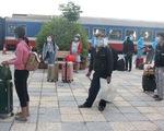 Hà Tĩnh đón hơn 800 công dân từ miền Nam về quê trên