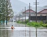 Bão In-Fa đổ bộ lần 2, miền đông Trung Quốc báo động cao nhất