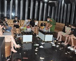 43 'dân chơi' đang 'phê' ma túy tại quán karaoke ở Hải Dương