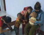 Chạy xe máy từ Bình Dương về Nghệ An, 2 ông chồng