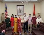 Người Việt tại Malaysia góp tiền cho Quỹ vắc xin COVID-19 trong nước