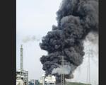 Nổ lớn tại khu công nghiệp hóa chất, Đức phát cảnh báo