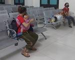 Năm mẹ con người Nghệ An bị mắc kẹt tại Huế đã được