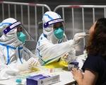 Thành phố Nam Kinh có số ca nhiễm trong cộng đồng cao kỷ lục