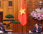 Thủ tướng Chính phủ Phạm Minh Chính tiếp Bộ trưởng Quốc phòng Hoa Kỳ Lloyd Austin