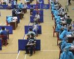 Đà Nẵng tiêm vắc xin COVID-19 cho người cung cấp dịch vụ thiết yếu trong trật tự, giãn cách