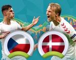 So sánh sức mạnh CH Czech và Đan Mạch ở tứ kết Euro 2020