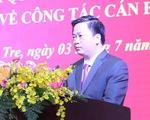 Chủ tịch hội đồng quản trị VietinBank làm bí thư Tỉnh ủy Bến Tre