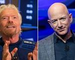 Tỉ phú Richard Branson nói không muốn chạy đua việc bay vào vũ trụ