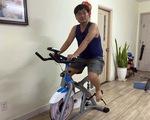 Đủ cách tập thể dục tại nhà