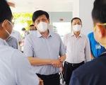 Long An lập bệnh viện cấp cứu hồi sức COVID tại nhà khách Công đoàn