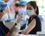 Tiêm vắc xin, sớm bước vào nước rút