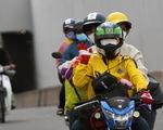 Hơn 1.200 công nhân Đồng Nai được CSGT 'hộ tống' về lại Bình Thuận, Ninh Thuận