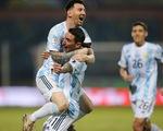 Messi tỏa sáng giúp Argentina hạ Ecuador 3-0 trận tứ kết Copa America 2021