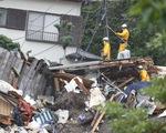 Ít nhất 3 người thiệt mạng, hơn 100 người mất tích vì lở đất ở Nhật