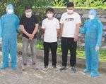 Khởi tố vụ án đưa 3 người Trung Quốc nhập cảnh trái phép vào Việt Nam