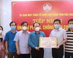 Doanh nghiệp nước ngoài nỗ lực chung tay chống COVID-19 cùng tỉnh Bắc Giang