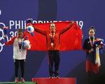 Vương Thị Huyền mất suất dự Olympic Tokyo vì bê bối doping của cử tạ Việt Nam