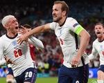Đánh bại Đan Mạch, Anh lần đầu vào chung kết Euro