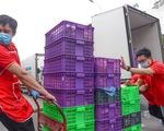 Tổ tiền phương của Bộ Công thương vào miền Nam hỗ trợ cung ứng hàng hóa