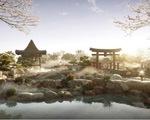Cận cảnh tổ hợp căn hộ khoáng nóng Onsen 1.000 tỉ trong lòng đô thị Ecopark