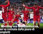 Báo chí Ý lo sợ UEFA