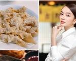 Kaity Nguyễn chia sẻ bí quyết làm hoành thánh, nui cá hồi xốt kem cà chua