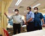 Bộ trưởng Bộ Y tế: 'Tôi tha thiết đề nghị y tế tư nhân cùng TP.HCM chống dịch