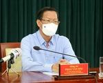 Phó bí thư TP.HCM: Sẽ tiêm vắc xin cho bà con các tỉnh sống tại TP.HCM