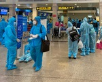 Quảng Nam tiếp tục đón công dân từ TP.HCM về quê