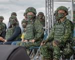 Đài Loan tập trận lớn phòng Trung Quốc tấn công
