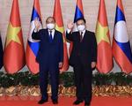 Chủ tịch nước Nguyễn Xuân Phúc: Quan hệ Việt - Lào cao hơn các hiệp định, hiệp ước