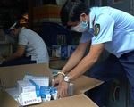 Hàng chục nghìn viên thuốc nhập lậu từ Trung Quốc được quảng cáo chữa bệnh COVID-19