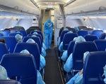 Bamboo Airways bố trí chuyên cơ chở gần 200 y bác sĩ từ miền Trung vào TP.HCM chống dịch