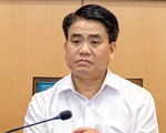 Ông Nguyễn Đức Chung chỉ đạo mua hóa chất để giúp công ty gia đình trục lợi