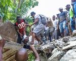 Động đất cực mạnh tại Haiti, ít nhất hơn 300 người đã thiệt mạng