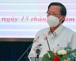 Ông Phan Văn Mãi: TP.HCM cam kết cung ứng đầy đủ hàng hóa cho người dân
