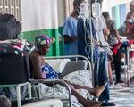 Bệnh viện Haiti quá tải, hàng ngàn người thương vong sau động đất