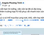 Angela Phương Trinh bị phạt 7,5 triệu đồng vì loan tin chữa COVID-19 bằng... giun đất