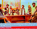 Video Taliban ăn mừng chiến thắng trong dinh tổng thống Afghanistan