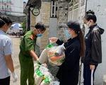 Bức thư tay gửi Công an phường nhờ đổi tiền trợ cấp thành 100kg gạo giúp người nghèo