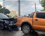 Hai nhóm thanh niên dùng ôtô truy đuổi, nổ súng ở trung tâm Pleiku