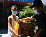 Gạo, cá khô, rau củ chuyển tận tay người dân Đà Nẵng trong tuần phong tỏa