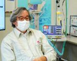 'Cha đẻ' người Việt của máy trợ thở MV20 làm ra khẩu trang có bộ lọc diệt virus