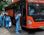 Đắk Lắk và Phú Yên đưa xe vào Đồng Nai đón người dân về quê tránh dịch